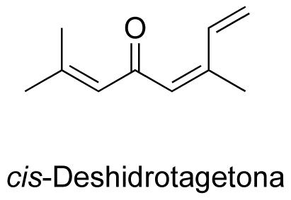 cis-Deshidrotagetona