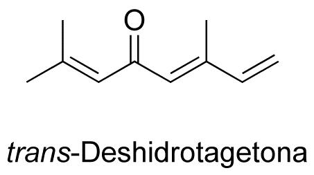 trans-Deshidrotagetona