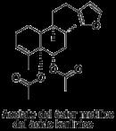 Acetato del éster metílico del ácido kerlínico