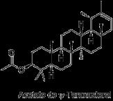 Acetato de ψ-taraxasterol