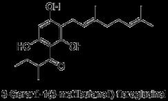 3-Geranil-1(3-metilbutanoil)-floroglucinol