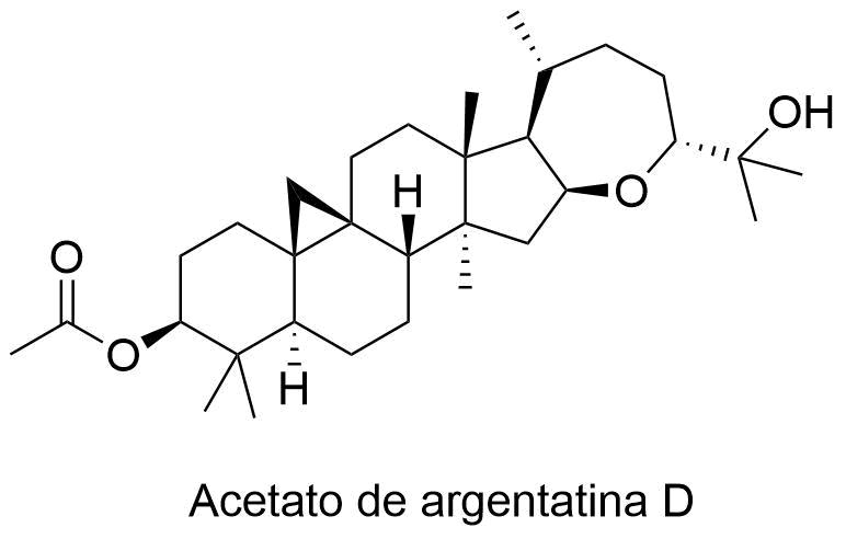 Acetato de argentatina D