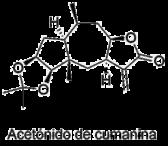 Acetónido de cumanina