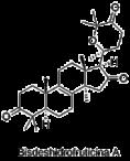 Bisdeshidrofruticina A